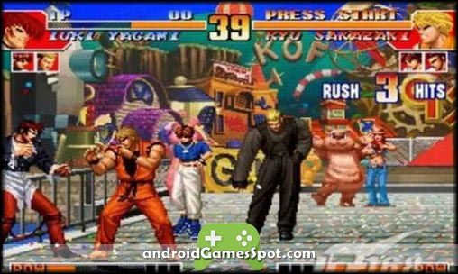 The King Of Fighter Apk Free Download Greatvideo